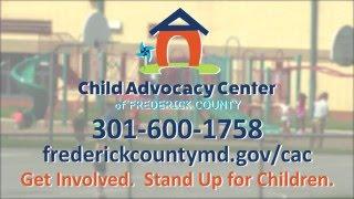 PSA:  Child Advocacy Center