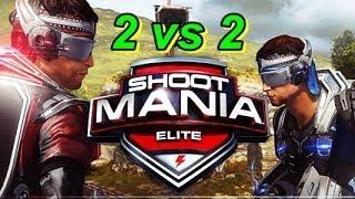 ShootMania - Elite SSM 2 vs 2 - Warum ich das Game liebe [PP HD]