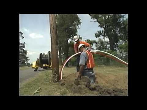 Prime Link Fiber Installation  6-23-99