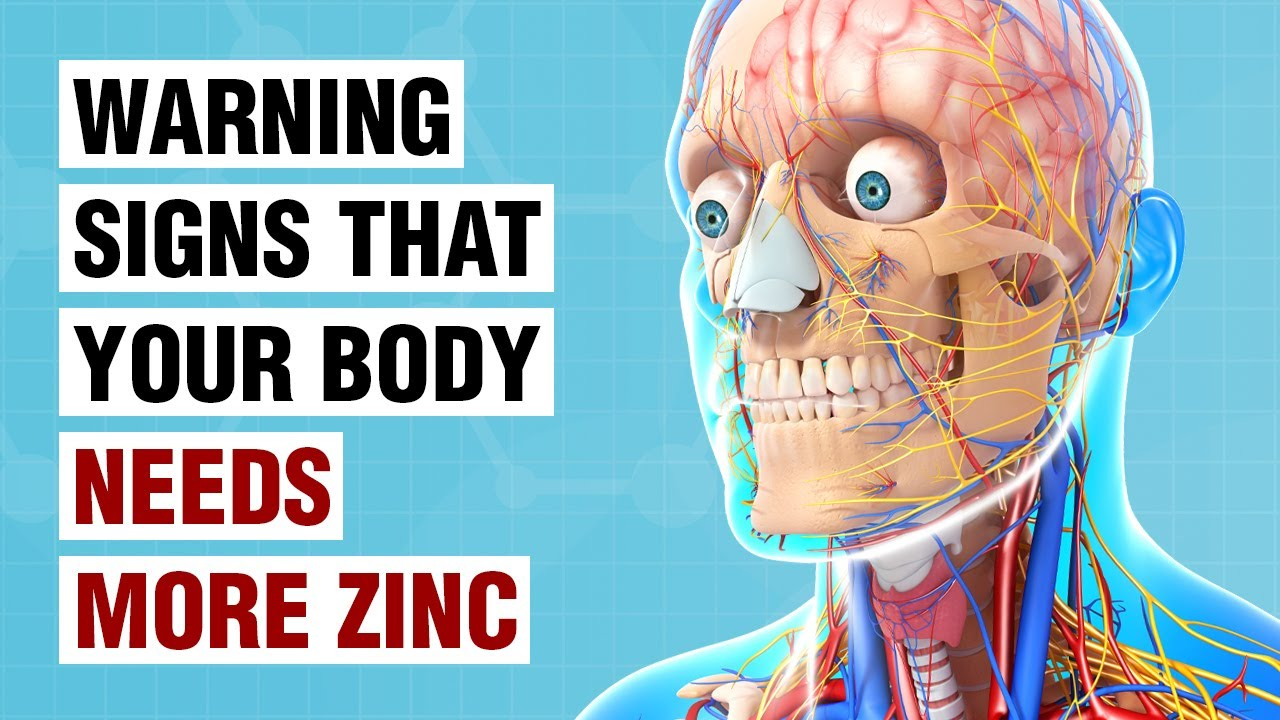10 Warning Signs Your Body Needs More Zinc