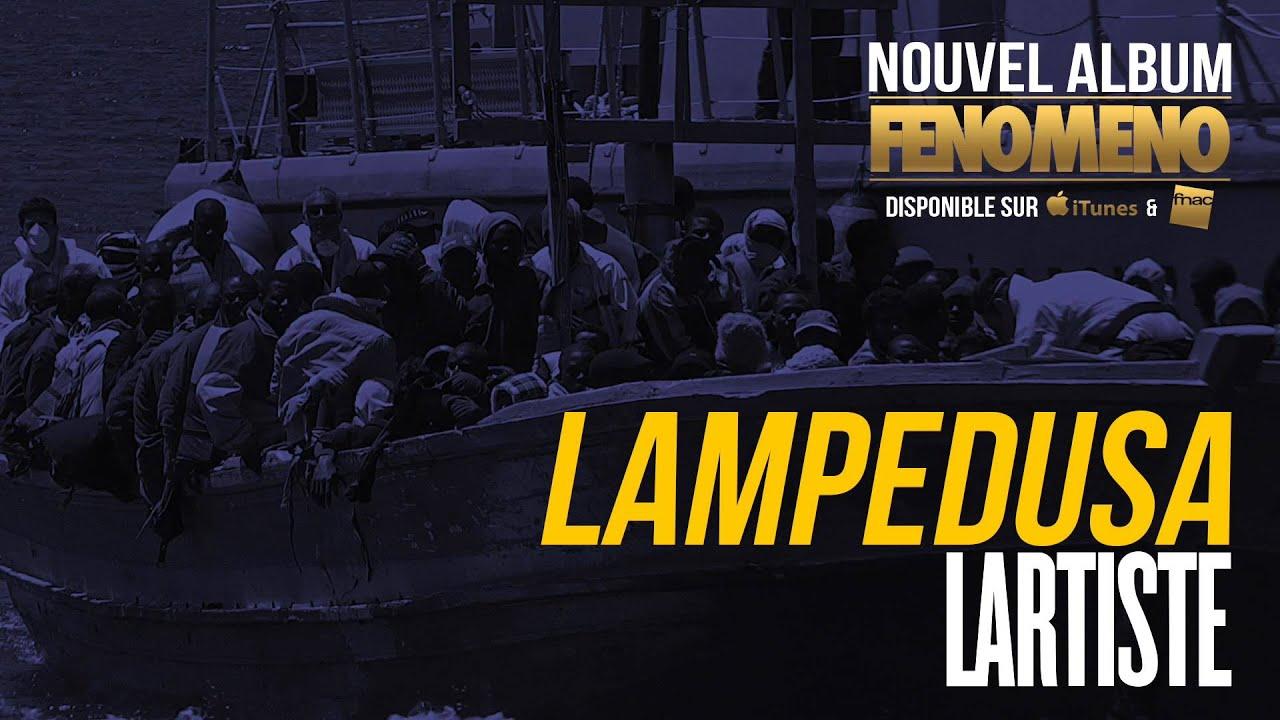 Lartiste Feat. Double M - Lampedusa (Audio Officiel)