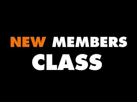 Gateway New Members Class