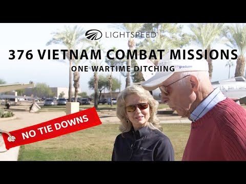 Aviation No Tie Downs: 376 Vietnam combat missions; one wartime ditching