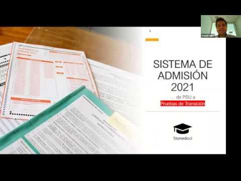 Charla | Cambios Sistema de Admisión Universitario 2020