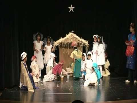 Christmas Nativity Play - YouTube