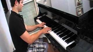 Teki Latex & Lio - Les Matins de Paris piano