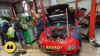 Τι γίνεται με το Mazda Rx7 FD?
