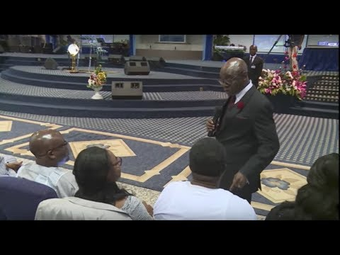You Can Give Yourself Out of Poverty, Lack & Financial Pressure | Pastor 'Tunde Bakare