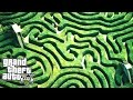 GTA 5 DEATH MAZE CHALLENGE! (GTA 5 Olli43 vs GeoCam)