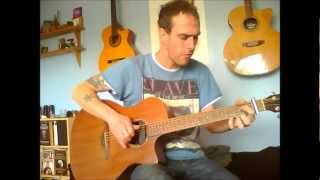 Etta James - At Last - Fingerstyle