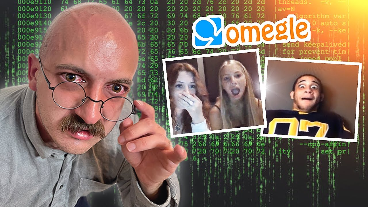 Download Hacking Into OMEGLE Calls Prank (Hilarious Reactions) Part#19