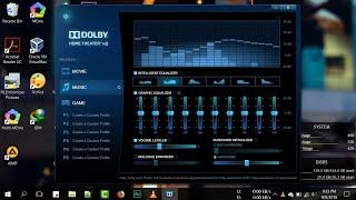 Install DOLBY HOME THEATER v4 di Windows 10 Agar Suara Semakin Nendang screenshot 3