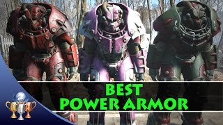 Fallout 4 (X-01) Best & Rarest Power Armor - Location of X-01 & Custom Paint Jobs