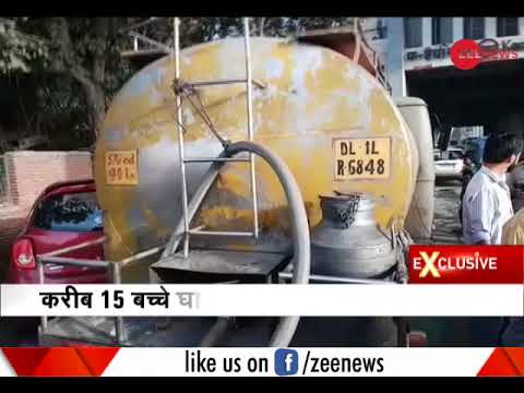 Delhi Kendriya Vidyalaya accident: School van rams into truck tempo, 15 children injured