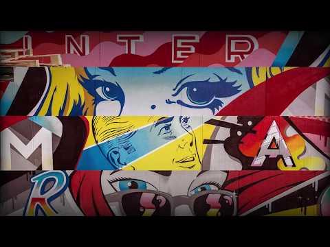 """Rencontre entre """"pop-art"""" et """"street-art"""" pour l'Intermarché du Séquestre à Albi"""
