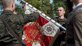 26 września na placu apelowym Wojskowej Akademii Technicznej słowa ...
