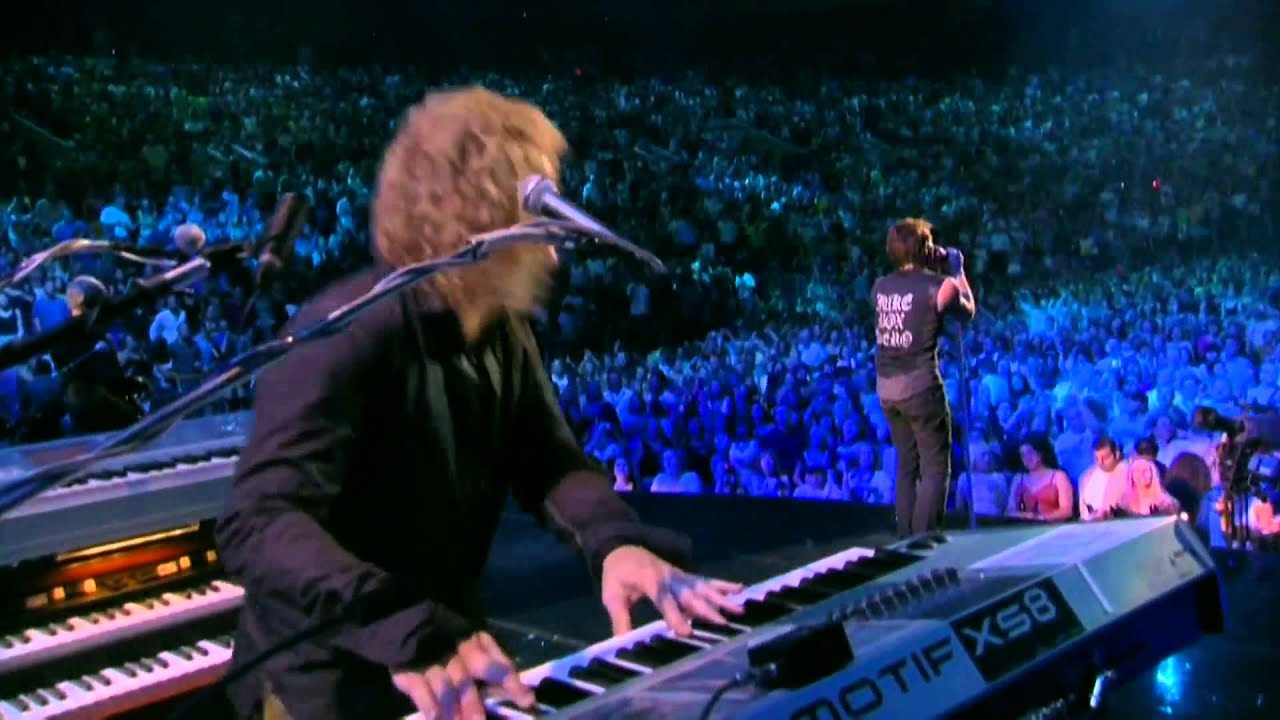 Bon jovi it 39 s my life live at madison square garden 2008 hd youtube for Bon jovi madison square garden