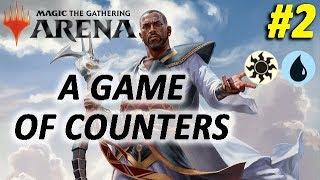 MTG Arena - UW Control vs UB Control