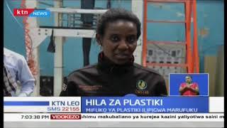 NEMA yavamia kiwanda cha plastiki