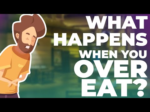 What Happens When You Overeat?