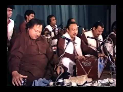 Nit Khair Mangan Sohnia Mein Teri - Ustad Nusrat Fateh Ali Khan - OSA Official HD Video