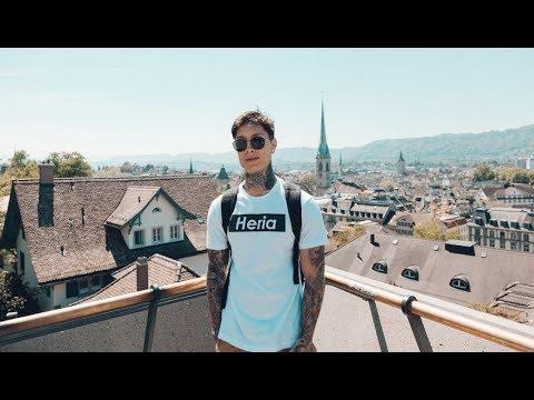 THENX EURO TOUR - ZURICH SWITZERLAND | 2018 Ep.3