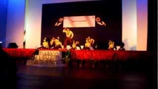 Festari 2012 SETA Walinongsari kolej 10 dan kolej 11 UPM  (kategori Etnik  Kreatif)
