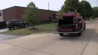 видео Ahrens-Fox N-S-4