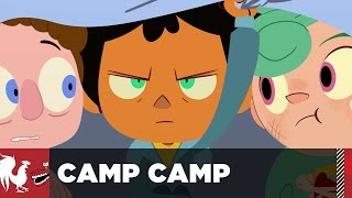 Camp Camp: Episode 8 - Into Town | Rooster Teeth