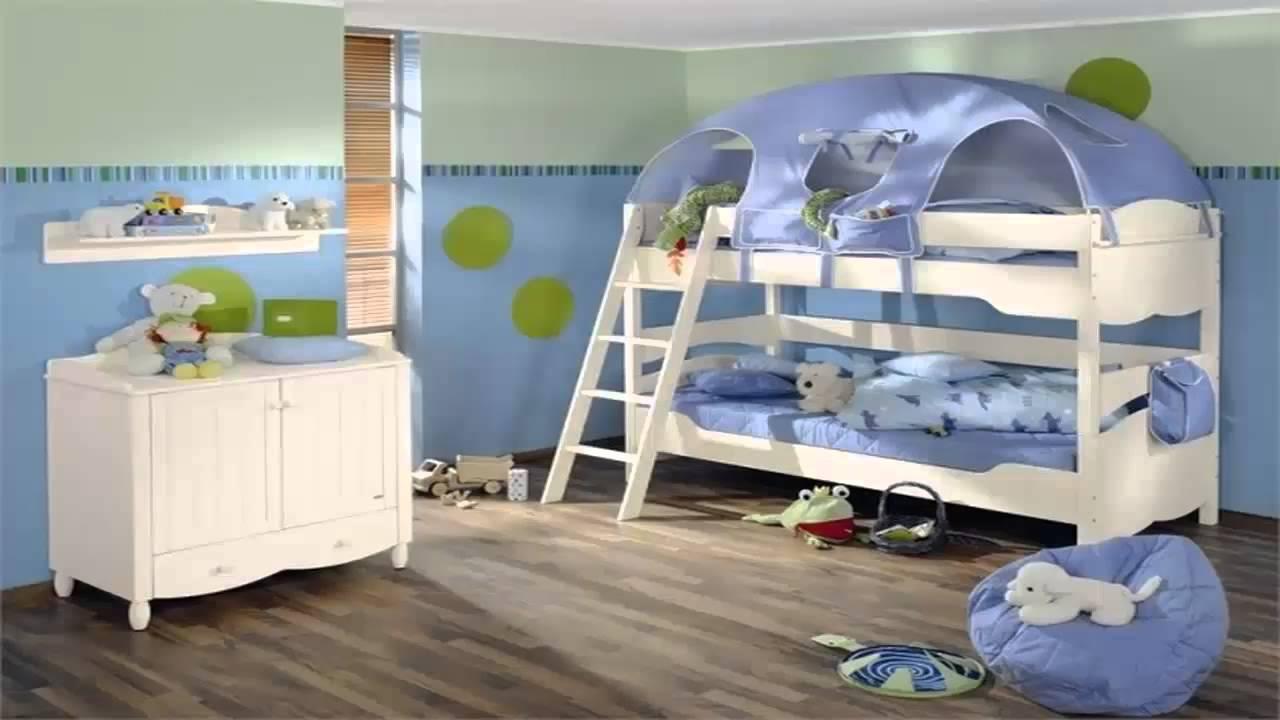 Mooiste kinderen slaapkamers - YouTube