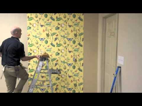 How To Hang Wallpaper by Mahones Wallpaper Shop