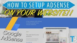How To Setup Google AdSense on Your Website