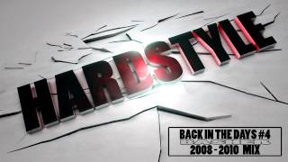 bAsher - Back In The Days #4 (Hardstyle Mix 2008-2010)