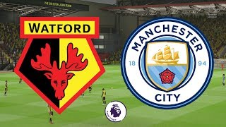 Premier League 2018/19 - Watford Vs Manchester City - 04/12/18 - FIFA 19