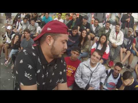 KTANO JAMPI vs KEF TALIVAN - FILTROS 1a Pre Freestyle League