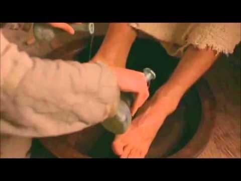 Foot Washing Craft