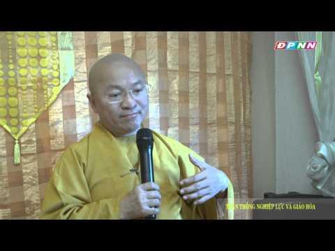 Thần thông, nghiệp lực và giáo hóa