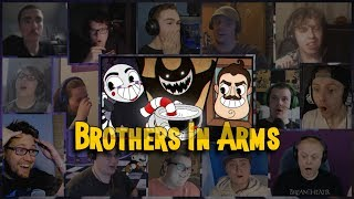 """Brothers In Arms"" Song By DAGames (Reaction Mashup)"