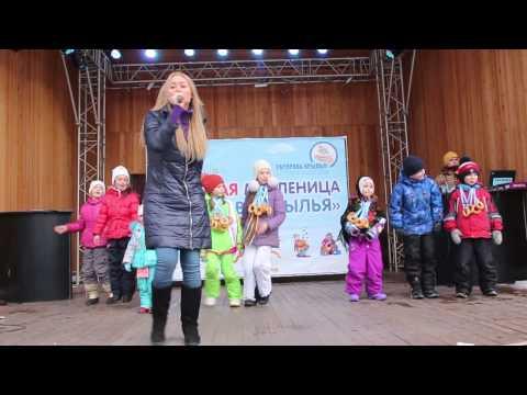 Виктория Ланевская Начать с нуля (концертное выступление)