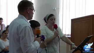В Воскресной школе шел урок библейский Вірш