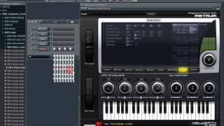 Vengeance Producer Suite - Metrum - Sine Oscillator Tutorial