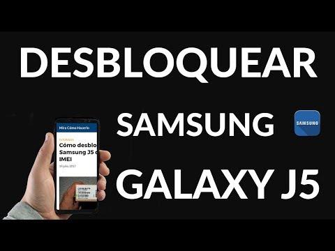 Cómo Desbloquear Samsung J5 con su IMEI