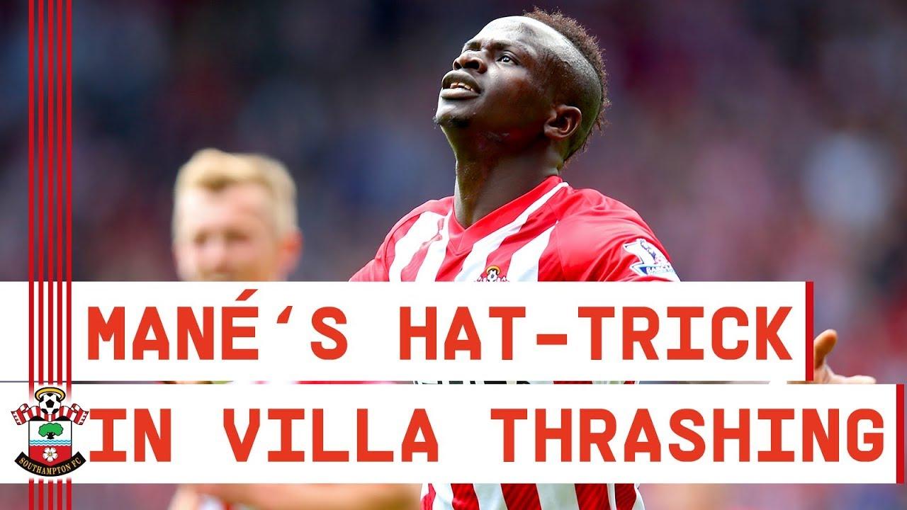 Download CLASSIC MATCH | Sadio Mané scores fastest Premier League hat-trick