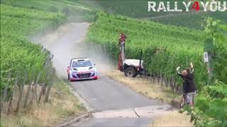 Самые эпичные моменты из ралли Best of Rally