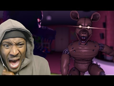 THIS IS WHY I HATE RATS   Five Nights at Candy's 3 NIGHT 1