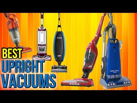 10 Best Upright Vacuums 2017