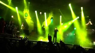 Oskar Linnros live at Gröna Lund - Från och med du