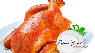 Best Whole Roasted Chicken Recipe