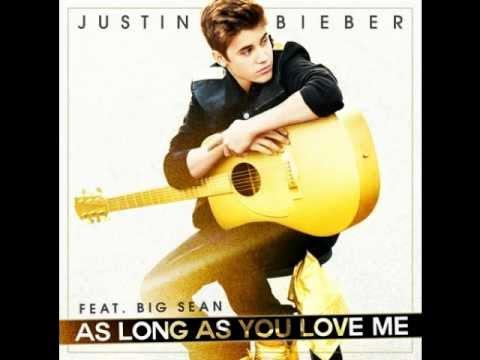 Download Justin Bieber - As Long As You Love Me ft. Big Sean (Audio)