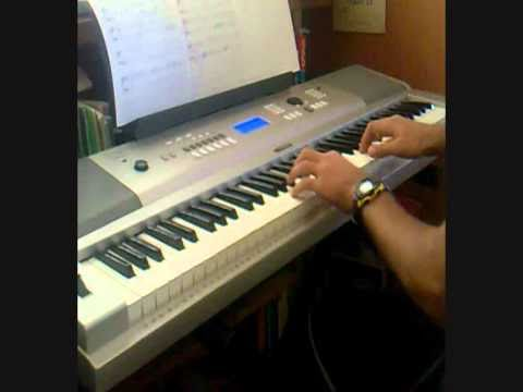 Port Blue - In the Yacht - piano cover mp3